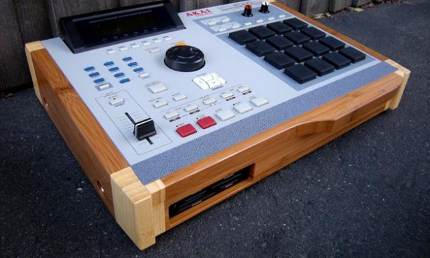 Custom Akai MPC 2000XL Giveaway