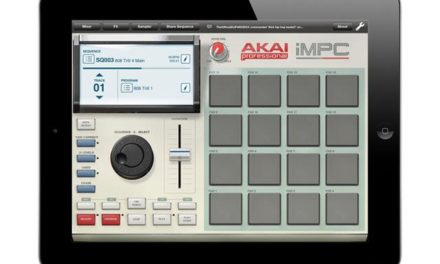 Akai Pro Releases iMPC Music Production App For The iPad ~ MPC 2000XL Emulation