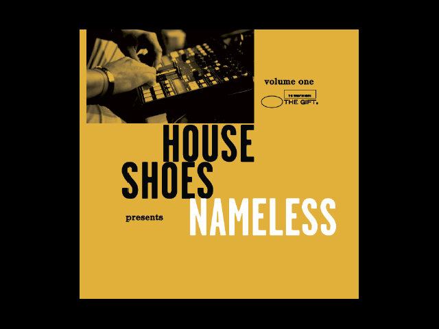 Street Corner Music Label Announcement/ House Shoes Presents Nameless LP Preorder
