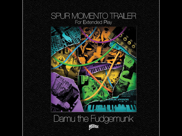 Spur Momento Trailer by Damu The Fudgemunk