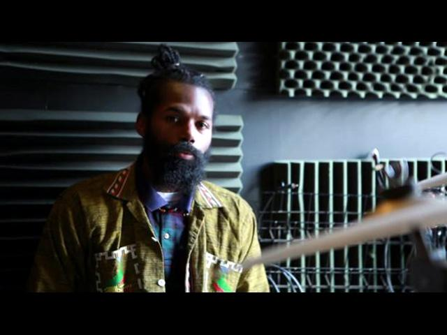 "Damu The Fudgemunk Video Interview ""Rhythm Roulette"""