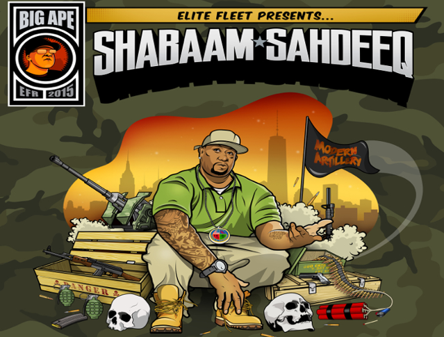 Shabaam Sahdeeq – Get It (prod. by Big Ape)