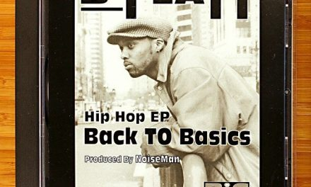 "Emcee B Flatt ""Back To Basics"" EP Produced by NoiseMan Contest"