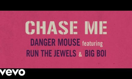 "Danger Mouse – ""Chase Me"" ft. (Run The Jewels & Big Boi) Video"