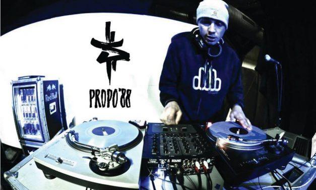 Q&A: DJ Propo'88 Of Da Shogunz Astronomic Delight Interview