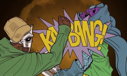 "CZARFACE & MF DOOM ""Bomb Thrown"" Czarface meets Metalface (Video)"