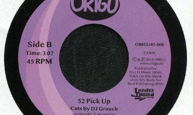 """Fokis – """"52 Pick Up"""" – NEW 7″ Vinyl"""