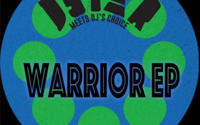 "Jstar meets DJ's Choice – ""Warrior EP"""