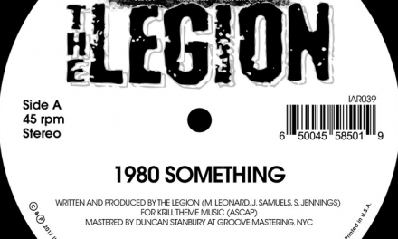 "The Legion ""1980 Something"""