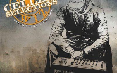 """Nick Wiz – """"Cellar Selections 9"""" 2 x LP Gentleman's Relief Records"""