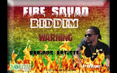 "P. Nyne – ""Warning"" (Fire Squad Riddim) [Audio]"