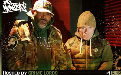 DJ MODESTY – THE REAL HIP HOP SHOW N°343 (Hosted by GRIME LORDS)