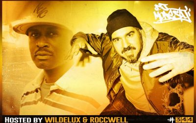 DJ MODESTY – THE REAL HIP HOP SHOW N°344 (Hosted by WILDELUX & ROCCWELL)