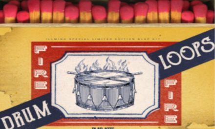 !llmind – Fire Drum Loops – The Drum Broker