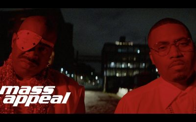 """Nas – """"Cops Shot The Kid"""" (Official Video)"""