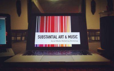 Q&A: Substantial Art & Music Interview