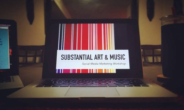 Q&A: Substantial Art & Music Interview
