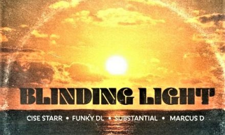 """New Music: Marcus D – """"BLINDING LIGHT"""" Featuring SUBSTANTIAL, FUNKY DL & CISE STARR (OF CYNE)"""