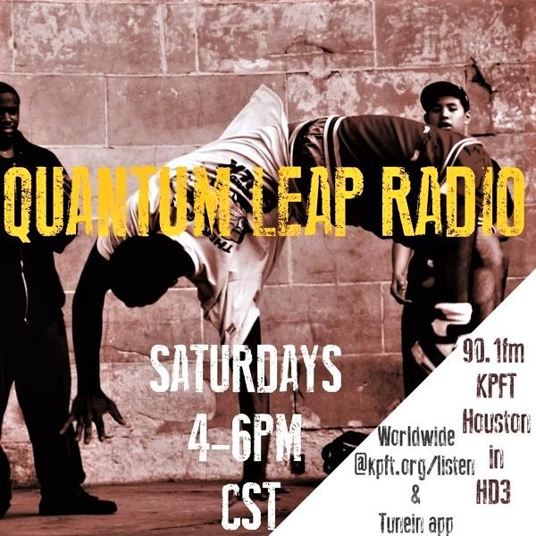 Houston's 'Quantum Leap Radio' Interview