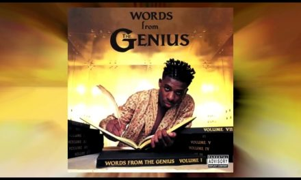 "GZA – ""Words from the Genius"" (Audio)"