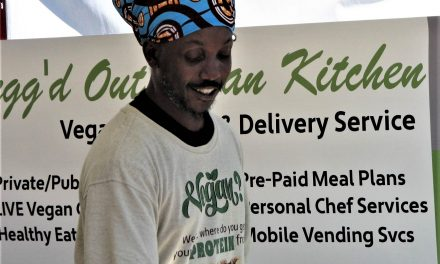 Tampa Bay's Vegan Chef Yourhighness Tafari Interview