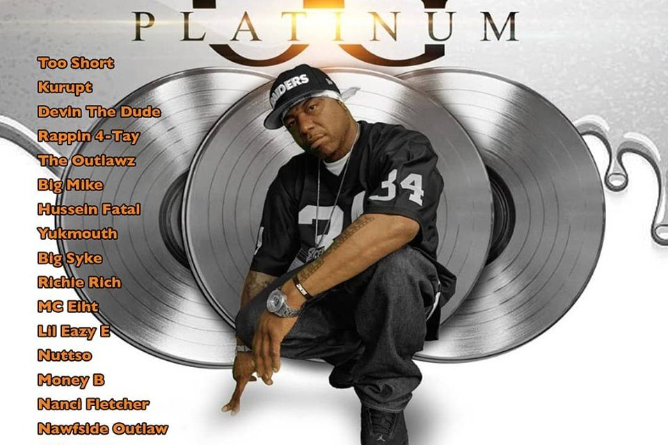"""Spice 1 ft. Pimp C & Too Short """"Doing What The Playas Do"""" (Listen)"""