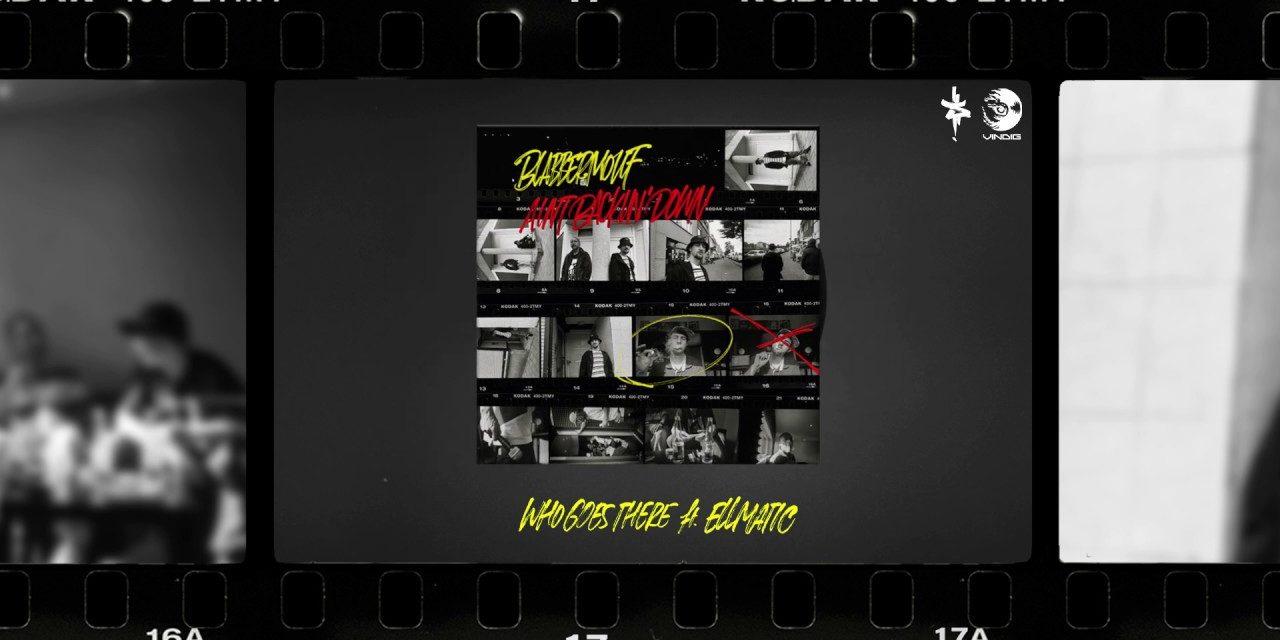 "Blabbermouf ""Ain't Backing Down"" Album Release Interview"