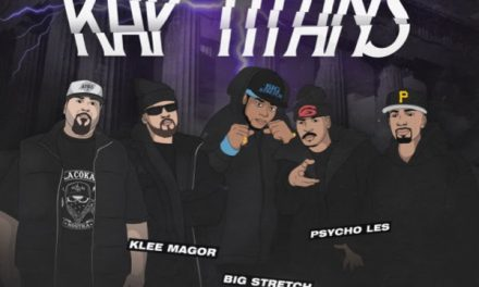 "Klee MaGoR ""Rap Titans"" ft. Ruste Juxx, Psycho Les, ILL BILL & Big Stretch (Video)"