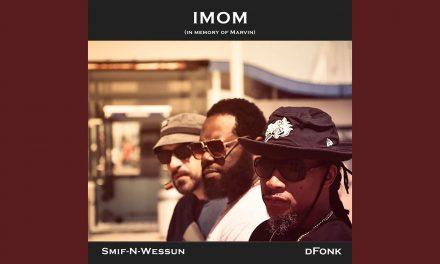 """DfonK x Smif-N-Wessun – """"IMOM"""" (In Memory Of Marvin Gaye)"""