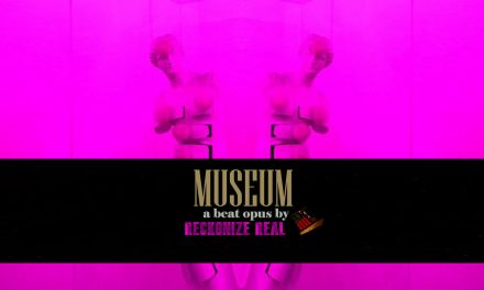 "Reckonize Real Drops ""Museum"" Instrumental Album (free)"