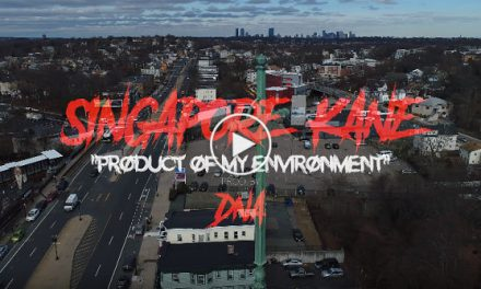 "Singapore Kane ""My Environment"" Prod. DNA"