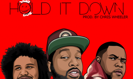 "Young Deuces ft. Michael Christmas & Burgie Streetz ""Hold It Down"" (Audio)"