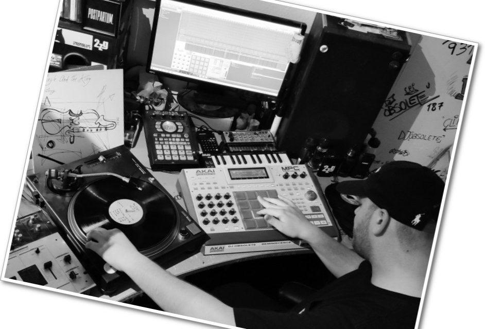 Germany's DJ Obsolete Interview