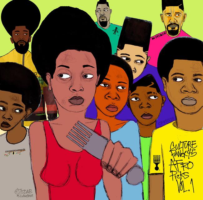 New Culture Power 45 & L.I.F.E. Long – Afro Picks Vol. 1