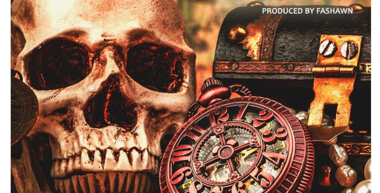 "New Joc Scholar – ""Time Treasure"" prod. by Fashawn"
