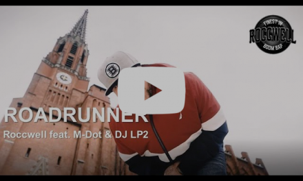 """New Roccwell feat. M-Dot & DJ LP2 """"Roadrunner"""" (Video)"""