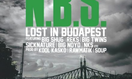 N.B.S. – Lost In Budapest (LP)