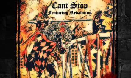 "E-Fluent ft. Revalation – ""Can't Stop"" prod. by Reckonize Real"