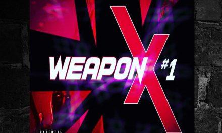 "Juxx Diamondz – ""Weapon X"""