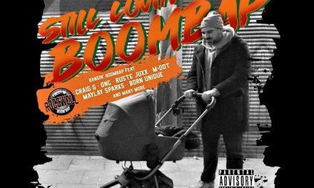 """Roccwell """"Still Lovin' Boombap"""""""