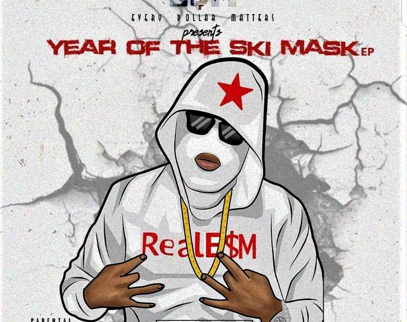 """Tray.8.Trigg """"Year of the Ski Mask"""" (EP)"""