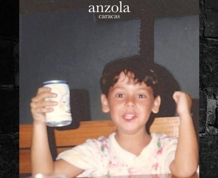 """Anzola – """"Caracas"""" [EP]"""