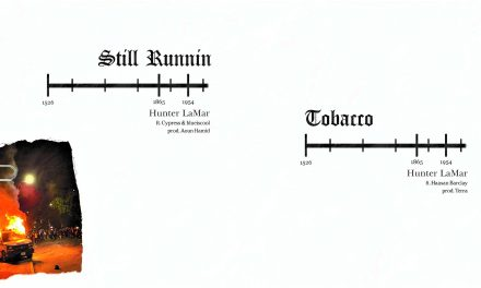 Hunter LaMar – 'Juneteenth Records'