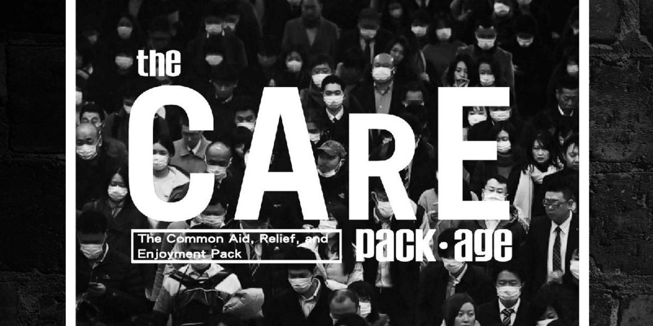 """A Slave Called Ruth – """"The Care Package"""" (Mixtape)"""