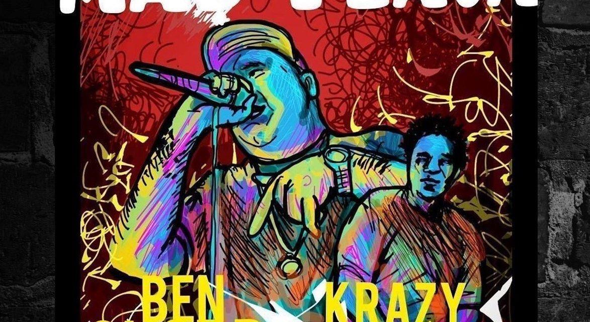 "Ben Shorr ft. Krazy Dray ""Mad Flava"" (Hip-Hops Entertainment 2020) Audio"