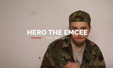 "Hero The Emcee – ""The Weight"" Video"