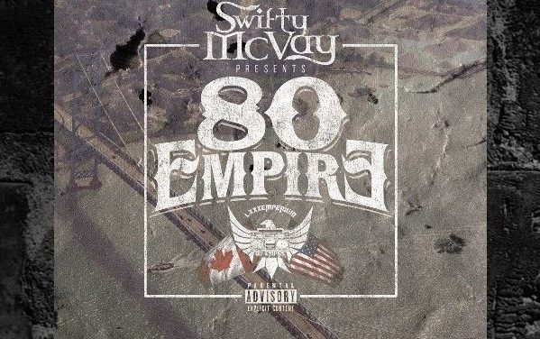 """Swifty Mcvay & 80 Empire – """"Never Stop The Fight"""""""