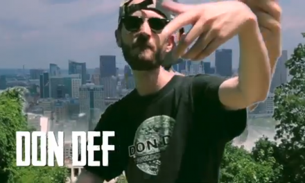 "Don Def – ""Talk Business"" Feat. Edo.G (Video)"
