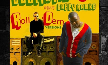 "Gappy Ranks & Dubmatix ""Roll Dem"" Versions EP"