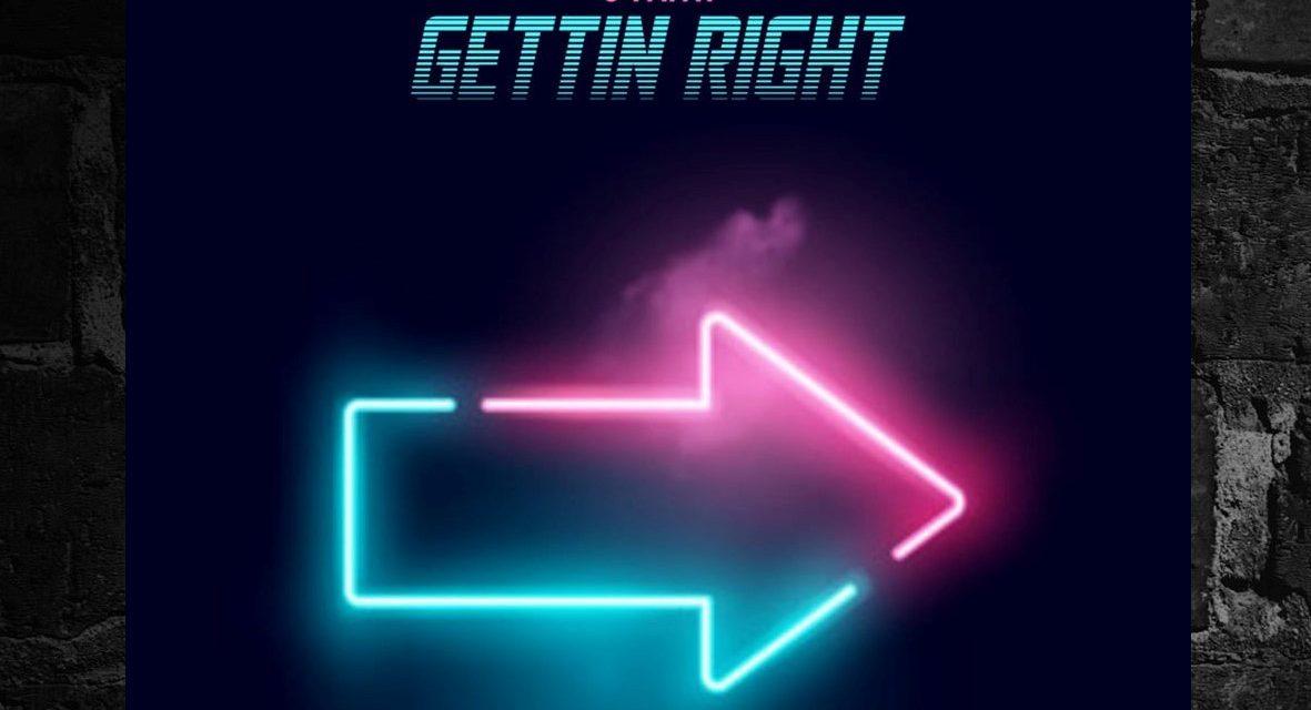 "J Faith Releases New Single ""GETTIN' RIGHT"""